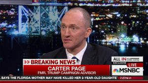 Holy sheepdip: Carter Page provided Russian spies with energy industry documents