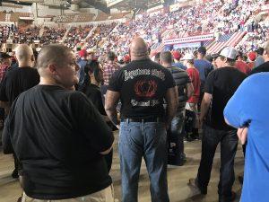 Scared Of 'Media Elite' Jokefest, Trump Holds A Nazi Rally Instead. Seriously, Nazis, You Guys (freakoutnation.com)