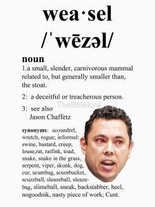 James Comey Implies Jason Chaffetz Is Leaker (crooksandliars.com)