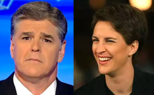 FOX News ratings tank as Russiagate lifts MSNBC