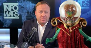 Alex Jones guest: Children have been kidnapped and sent to a slave colony on Mars (mediamatters.org)
