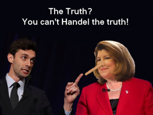 Karen Handel is an expert at cooking up alternative facts (irontroll.com)