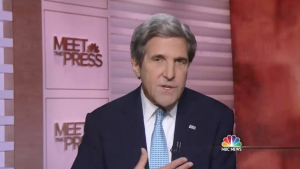 Sick burn: You'll love what John Kerry said about Trump's search for climate policy!