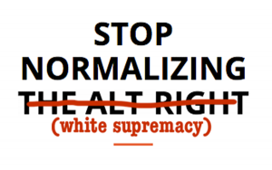 Salon assembles a team of experts to explain how to deal with the new white supremacists (salon.com)