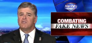 Hannity didn't anticipate THIS when he told his cult to tweet at 'Fake News Jake Tapper'