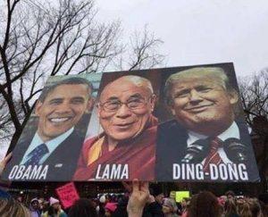 Obama, Lama…
