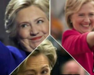 That's Hillary-ous…