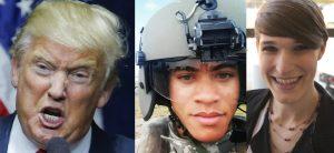 Trump just made discrimination against transgender patriots US policy