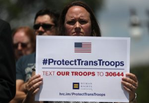 Trump's transgender ban is massively unpopular in one key demographic: America's military families (oppositionreport.com)