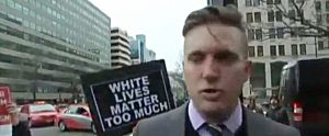 Vile racist Richard Spencer stayed at Trump's D.C. hotel while he planned the Charlottesville riot (businessinsider.com)