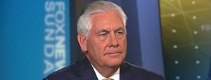 Pundit Pap: Tillerson hangs Trump out to dry – on FOX! 📺