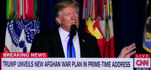 Trump's 'Afghan Wig-out' – flailing for a win as his misadministration circles the drain
