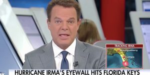 'SCUMBAG TRAITOR!': On FOX, Shep Smith reports on Irma – and viewers lose their śh*t!