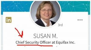 Equifax's Chief Security Officer had – well, weird academic qualifications (to say the very least)