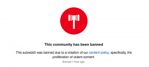 Reddit ban-hammers Nazis, shuts down a slew of message boards