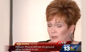 Another woman steps forward with a lurid claim of assault by Roy Moore