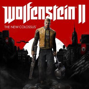 Nazi-Killing Video Game 'Wolfenstein II' Named One of the Best Games of 2017 with 'Make America Nazi-Free Again' Slogan (newsweek.com)
