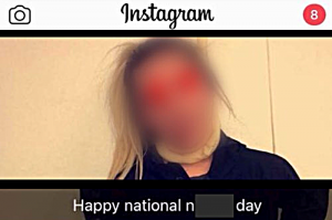 White Utah high school girls disciplined after posting faux lynching to social media for 'national n***** day' (kutv.com)
