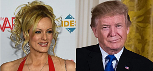 Trump affair with porn star lasted a year – while Melania was pregnant!