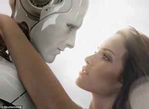 Sex robots could make MEN obsolete (dailymail.co.uk)