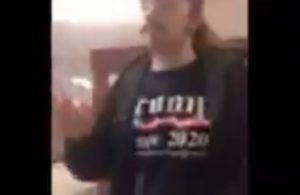WATCH: Trump Supporting College Student Pulls Weapon, Says 'We Should Kill All Illegals'