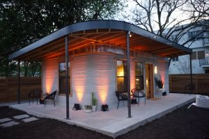 A $4000, 600-square-foot home that can be 3D-printed in 24 hours is here! (theverge.com)