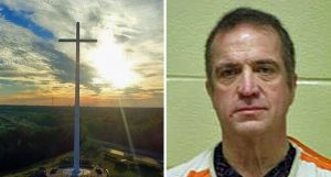 Louisiana pastor who erected third-largest cross in US busted for possession of meth (rawstory.com)