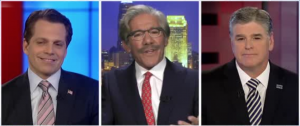 Perv-o-rama! Hannity, 'The Mooch', and Geraldo slobber over Hope Hicks (crooksandliars.com)