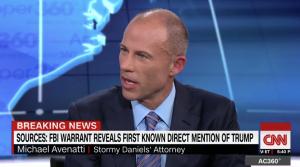 📺 Stormy Daniels's Lawyer Michael Avenatti: More Trump-Related Raids on Horizon (newsweek.com)