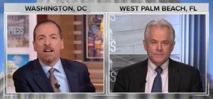 Pundit Pap: Chuck Todd wallops Trump muppet Peter Navarro, Jake Tapper puts Kudlow on defensive