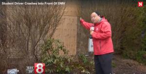 📺 Student Driver Crashes Through DMV Window During Parking Test (newsweek.com)
