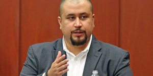 Trayvon Martin's scot-free killer George Zimmerman just got charged with aggravated stalking