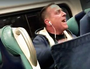 Can you identify this bigot? Video shows LIRR commuter launching into racist tirade (nydailynews.com)