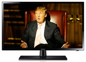 Could B-roll from The Apprentice be Trump's undoing?