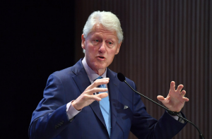 Bill Clinton Says He Got 'Hot Under the Collar' Answering Questions About Monica Lewinsky and #MeToo (newsweek.com)
