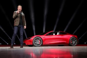 I Want My Jetcar! Elon Musk Is Building Auto with Rocket Boosters (newsweek.com)