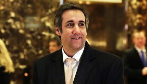 Another clue that suggests Michael Cohen is about to turn on Trump
