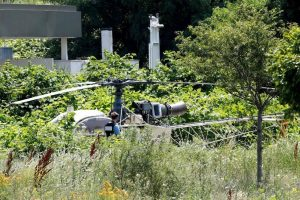 French gangster uses helicopter to escape from prison (nydailynews.com)