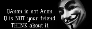 Anonymous declares total war against unhinged pro-Trump QAnon conspiracy cult