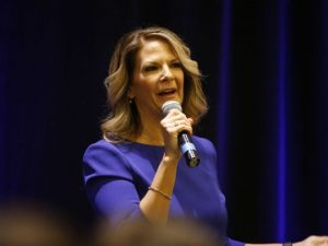 Bigot-coddling Arizona senate candidate Kelli Ward suggested that John McCain's statement on ending treatment was 'timed' to hurt her campaign