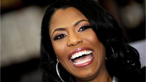 Lordy, there are VIDEO tapes! Could Omarosa bring down the Trump Regime?