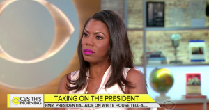 Tuesday Omarosa tape drop dredges the N wörd out of Trump's septic tank