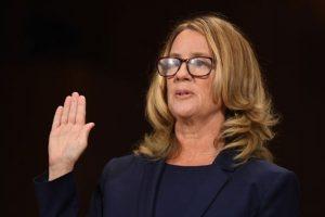 Dr. Christine Blasey Ford Testifies: Brett Kavanaugh Assaulted Me