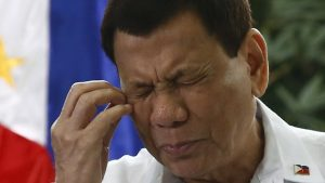 Duterte Says Trump is 'Good Friend,' Apologizes For Calling Obama 'Son of a Whore,' Stands By Rape Joke (newsweek.com)