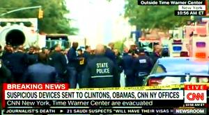 Mad Bomber Targets Obama, Clintons, Soros, CNN