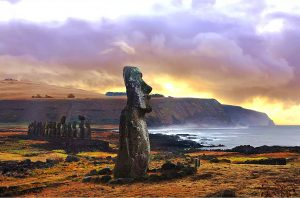 Easter Island Heads Mystery Solved? Rapa Nui Civilization Built Moai by Freshwater Locations (newsweek.com)