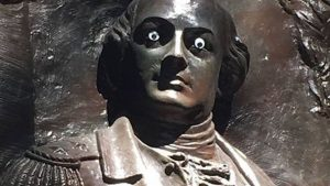 Police seek person who put googly eyes on historic Georgia monument (thehill.com)