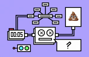 A one-word Turing Test suggests 'poop' is what sets us apart from the machines (theverge.com)