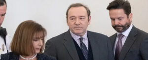 Kevin Spacey attends court in Nantucket on indecent assault charge (theguardian.com)