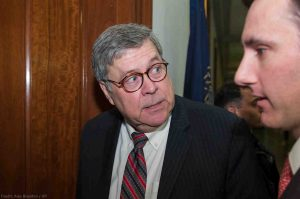 Trump's Lackey William Barr Misleads America with Four-Page Memo About Mueller Report